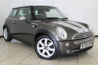 2006 MINI HATCH COOPER}