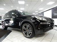 2013 PORSCHE CAYENNE 3.0 D V6 TIPTRONIC AUTO 245 BHP £32950.00