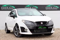 USED 2009 D SEAT IBIZA 1.4 TSI CUPRA BOCANEGRA DSG 3d AUTO 177 BHP **COMING SOON!**CALL TO RESERVE**SECURE WITH A £99 FULLY REFUNDABLE DEPOSIT**£0 DEPOSIT FINANCE AVAILABLE**