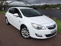 USED 2012 12 VAUXHALL ASTRA 1.7 ACTIVE CDTI 5d 108 BHP **ONE OWNER**