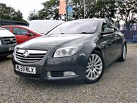 USED 2009 59 VAUXHALL INSIGNIA 2.0 ELITE CDTI ECOFLEX 5d 157 BHP NEW CAM BELT AT 85500 MILES