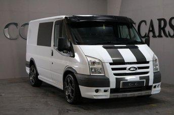 2010 FORD TRANSIT 2.2 280 LR 1d 85 BHP £5795.00