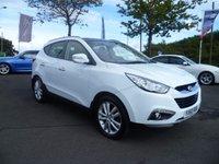 2010 HYUNDAI IX35 2.0 PREMIUM CRDI 4WD 5d 134 BHP £7990.00