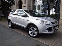 USED 2014 14 FORD KUGA 2.0 ZETEC TDCI 5d 138 BHP ****FINANCE ARRANGED***PART EXCHANGE***1OWNER***HEATED FRONT SCREEN***DAB***