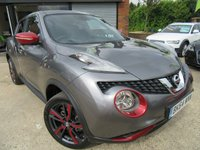 "USED 2014 64 NISSAN JUKE 1.5 TEKNA DCI 5d 110 BHP ONE PRIVATE OWNER, £20 ROAD TAX, LEATHER, SAT NAV, 18"" ALLOYS, SPARE KEY"
