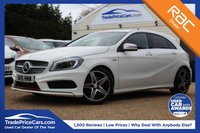 USED 2015 15 MERCEDES-BENZ A CLASS 2.0 A250 BLUEEFFICIENCY ENGINEERED BY AMG 5d AUTO 211 BHP