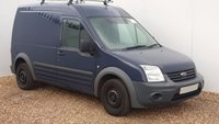 USED 2011 60 FORD TRANSIT CONNECT 1.8 T230 HR 1d 90 BHP