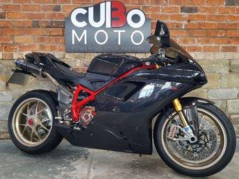2008 DUCATI 1098 S £7990.00