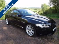 2013 JAGUAR XF 5.0 V8 XFR 4d AUTO 510 BHP £23985.00