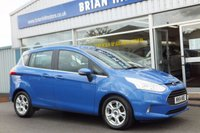 USED 2014 14 FORD B-MAX 1.6 ZETEC 5d AUTOMATIC