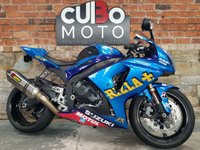 USED 2010 10 SUZUKI GSXR 1000 K9  Signed by Loris Caprirossi