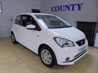 2013 SEAT MII 1.0 ECOMOTIVE 3d 59 BHP £4750.00