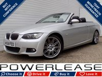 "USED 2008 58 BMW 3 SERIES 3.0 330D M SPORT 2d AUTO 228 BHP BLACK FRIDAY WEEKEND EVENT, 19"" ALLOYS LEATHER P/ SENSORS"