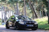 2014 BMW 4 SERIES M4 COUPE AUTO 426 BHP £37950.00