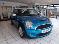 2008 MINI HATCH COOPER 1.6 COOPER S 3d 172 BHP £SOLD