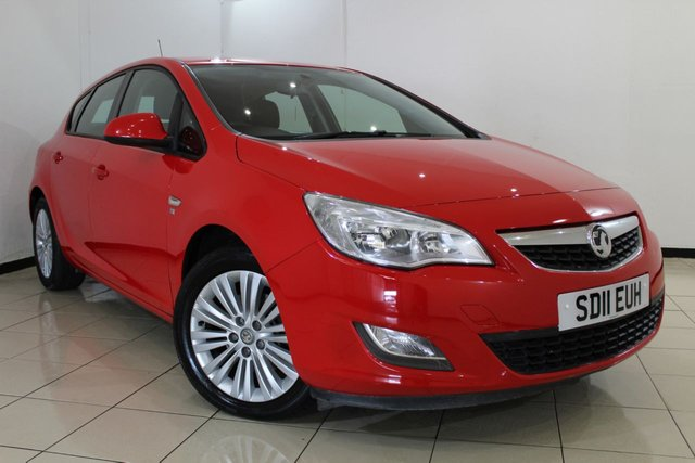 View our 2011 11 VAUXHALL ASTRA 1.7 EXCITE CDTI 5DR 108 BHP