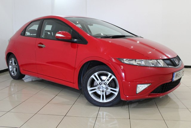 View our 2011 61 HONDA CIVIC 1.3 I-VTEC SI 5DR 98 BHP