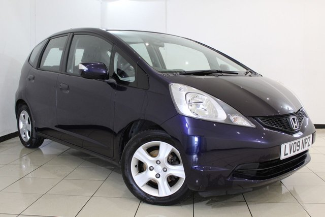 View our 2009 09 HONDA JAZZ 1.3 I-VTEC ES 5DR 98 BHP