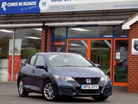 USED 2015 15 HONDA CIVIC 1.6 I-DTEC S 5dr 118 BHP *ONLY 9.9% APR with FREE Servicing*