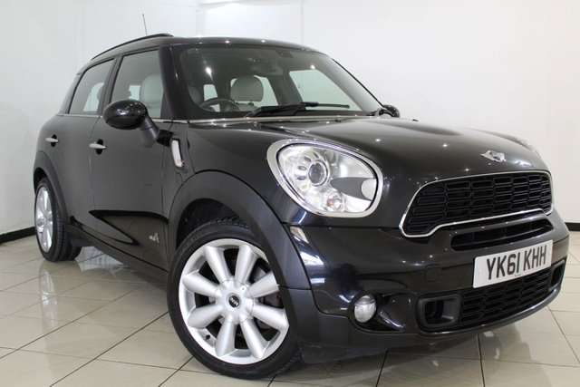 View our 2011 61 MINI COUNTRYMAN 1.6 COOPER S ALL4 5DR 184 BHP