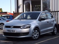 USED 2013 62 VOLKSWAGEN POLO 1.2 S A/C 5d 60 BHP SUPERB VALUE