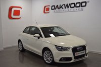 USED 2011 11 AUDI A1 1.4 TFSI SPORT 3d 122 BHP 3 SERVICES 2 BY MAIN DEALER