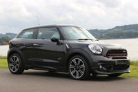 USED 2015 15 MINI PACEMAN 1.6 JOHN COOPER WORKS 3d 215 BHP