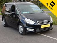 USED 2013 13 FORD GALAXY 2.0 ZETEC TDCI 5d AUTO 138 BHP