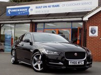 USED 2016 66 JAGUAR XE 2.0 R-SPORT 4dr AUTO (180) *Only 9.9%APR with FREE Servicing*