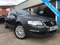 USED 2008 58 VOLKSWAGEN PASSAT 2.0 HIGHLINE TDI 4d 138 BHP LEATHER, AIR CON! PARKING SENSORS