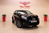 USED 2010 10 NISSAN QASHQAI 2.0 TEKNA DCI 5d AUTO 148 BHP + 1 PREV OWNER +  SERVICE HISTORY + AIR CON + AUX CONNECTION