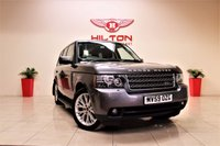 USED 2009 59 LAND ROVER RANGE ROVER 3.6 TDV8 VOGUE 5d AUTO 271 BHP 2 PREVIOUS OWNERS + EXCELLANT CONDITION