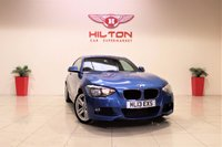 USED 2013 13 BMW 1 SERIES 2.0 118D M SPORT 3d 141 BHP + 1 PREV OWNER +  SERVICE HISTORY + AIR CON + AUX CONNECTION