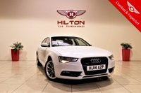 USED 2014 14 AUDI A5 2.0 SPORTBACK TDI QUATTRO SE 5d 175 BHP + 1  OWNER FROM NEW + APPROVED DEALER