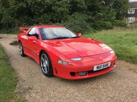 USED 2001 MITSUBISHI 3000 GT 3.0ltre TWIN TURBO Rare Example, 281 BHP