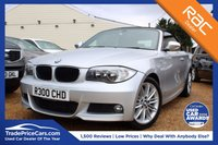 USED 2011 BMW 1 SERIES 2.0 118D M SPORT 2d 141 BHP Bluetooth, Parking Aid Rear & more