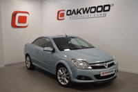 2009 VAUXHALL ASTRA 1.9 TWIN TOP DESIGN 3d 150 BHP *FULL LEATHER* £2995.00