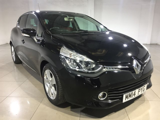 View our 2014 14 RENAULT CLIO 0.9 DYNAMIQUE MEDIANAV ENERGY TCE S/S 5d 90 BHP
