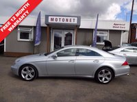 2009 MERCEDES-BENZ CLS CLASS 3.0 CLS320 CDI 4DR AUTOMATIC DIESEL 222 BHP £8660.00