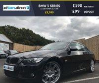 USED 2008 58 BMW 3 SERIES 2.0 320D M SPORT 2d 175 BHP