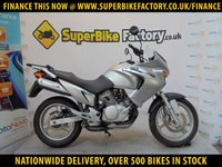 USED 2006 06 HONDA XL125 VARADERO  ALL TYPES OF CREDIT ACCEPTED OVER 500 BIKES IN STOCK