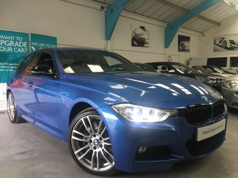 2014 BMW 3 SERIES 3.0 335D XDRIVE M SPORT 4d AUTO 309 BHP £SOLD