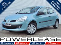 USED 2008 58 RENAULT CLIO 1.1 EXTREME 16V 3d 75 BHP BLACK FRIDAY WEEKEND EVENT