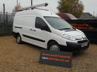 USED 2013 13 CITROEN DISPATCH 2.0 1200 L2H2 HDI 6d 95 BHP LWB HIGH ROOF