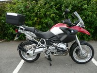 USED 2005 05 BMW R SERIES 1170cc R 1200 GS 04  2 Owners,FSH,Superb Condition