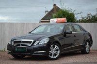 2011 MERCEDES-BENZ E CLASS 2.1 E250 CDI BLUEEFFICIENCY AVANTGARDE ED125 4d AUTO 204 BHP £12000.00
