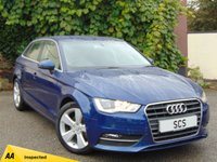 USED 2015 65 AUDI A3 1.6 TDI SPORT 5d  *£20 ROAD TAX / ECONOMICAL*128 POINT AA INSPECTED*