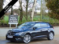USED 2016 65 SEAT LEON 1.6 TDI SE TECHNOLOGY 5d 110 BHP GREAT SPEC, TOUCHSCREEN DAB RADIO, BLUETOOTH, CRUISE CONTROL, LED DAYTIME RUNNING LIGHTS