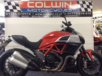 USED 2013 13 DUCATI DIAVEL 1198cc DIAVEL  ONLY 7,900 MILES WITH FSH!!!