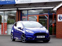 USED 2015 65 FORD FIESTA 1.6 ST-2 3dr 180 BHP *ONLY 9.9% APR with FREE Servicing*